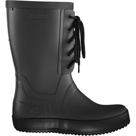 Viking Footwear Retro Logg Kalosze Kobiety, czarny